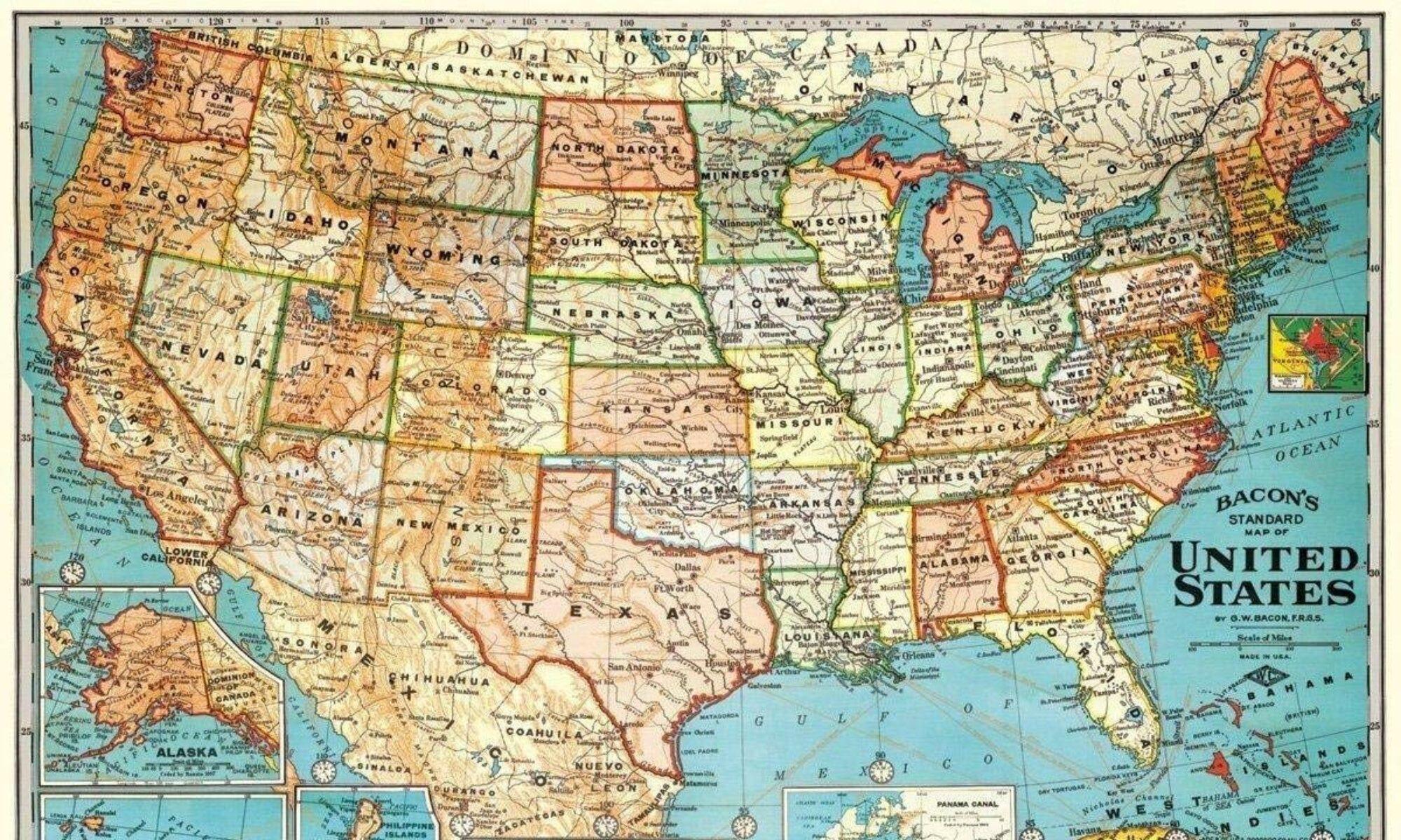 Eine Reise durch die USA